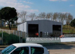 Exemples de permis de construire mon permis de for Permis de construire hangar